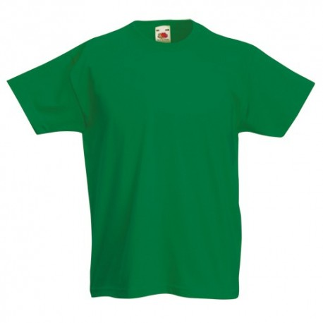 CAMISETA VALUEWEIGHT NIÑO COLOR