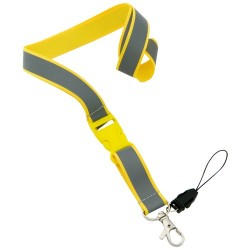 LANYARD REFLECTANTE VISTA*